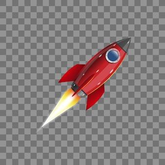 Icono de cohete