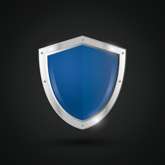 Icono de escudo de seguridad