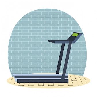 Icono de la máquina en ejecución