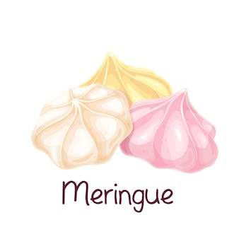 Icono de merengue o merengue