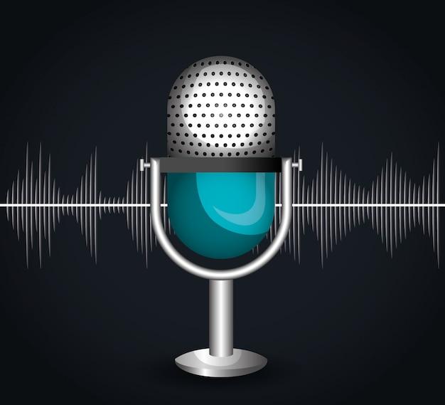 Icono de microfono