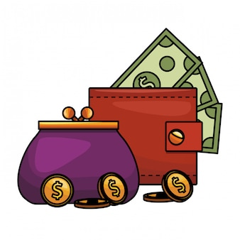 Icono de monedero