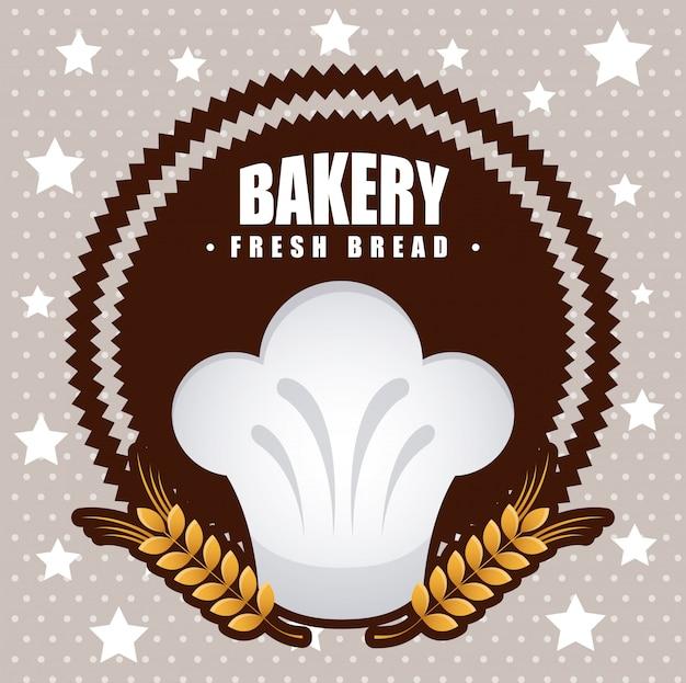 Icono de panadería