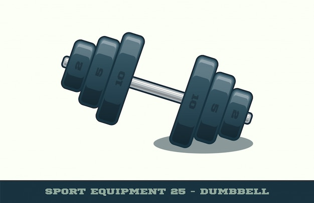 Icono de pesa de hierro