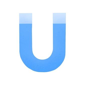Icono de redes sociales imán