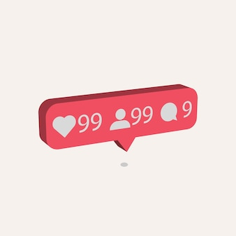 Icono de redes sociales