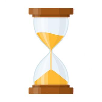 Icono de reloj de arena