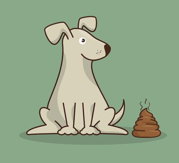 Icono de tienda de mascotas perro
