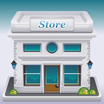 Icono de tienda