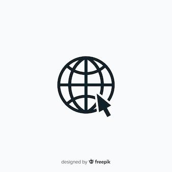 Icono www
