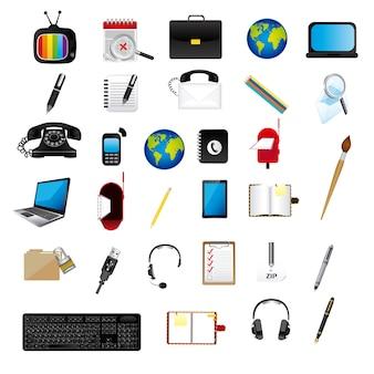 Iconos de aplicaciones