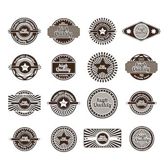 Iconos de comercio