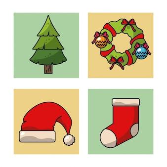 Botas de navidad fotos y vectores gratis - Decorativos de navidad ...