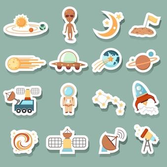 Iconos del espacio