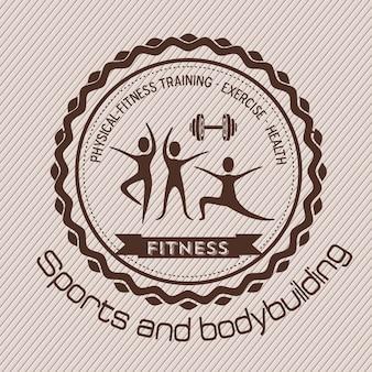 Iconos de fitness
