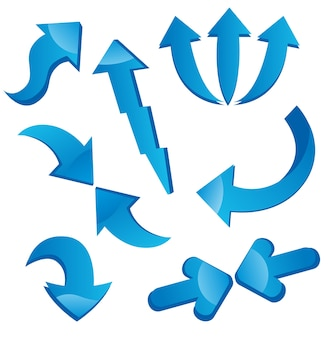 Iconos de flecha