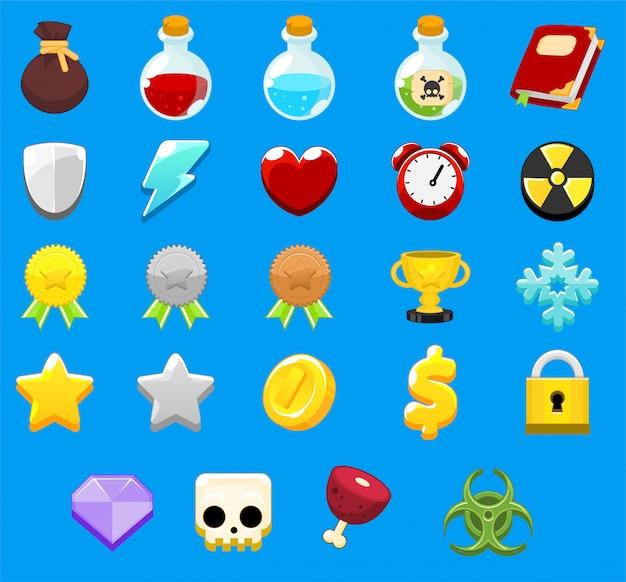 Iconos de juego de rol