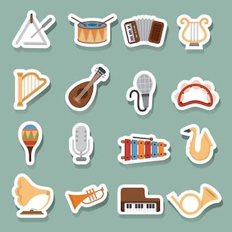 Iconos de la musica