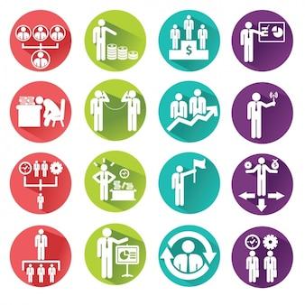 Iconos para los negocios