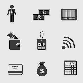 Iconos de negocios