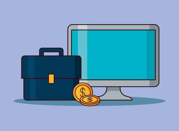 Iconos relacionados con el dinero
