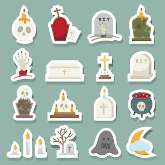 Iconos de rip