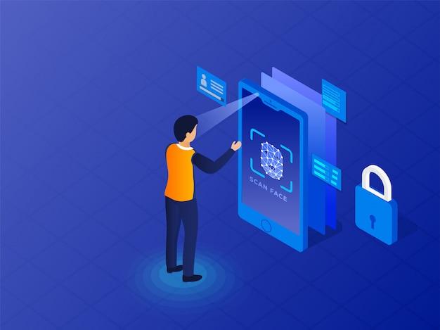 Identificación biometrica