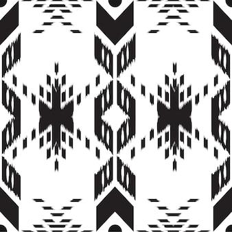 Ikat de patrones sin fisuras