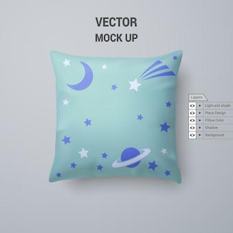 Ilustración de almohada