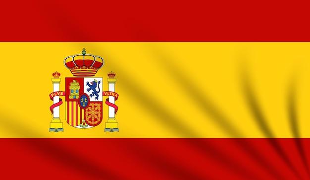 Ilustración aniversario día de la independencia feliz día de españa día nacional de la libertad
