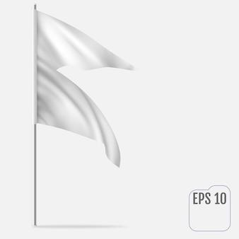 Ilustración de la bandera de pannent