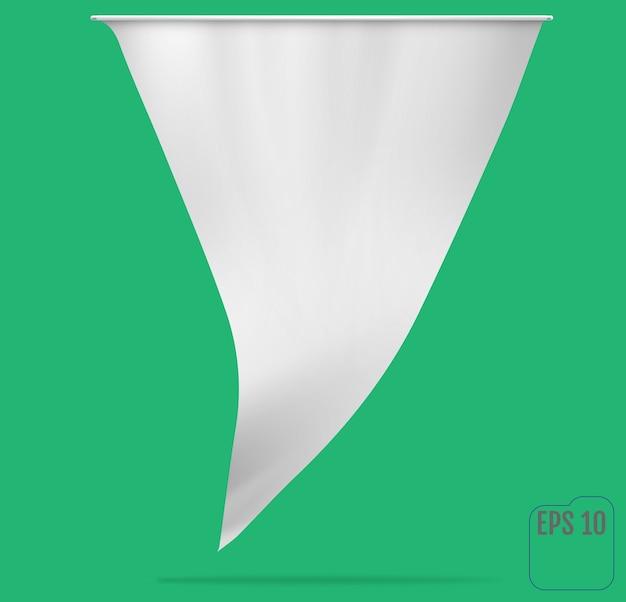 Ilustración de la bandera