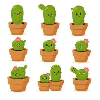 Ilustración de cactus