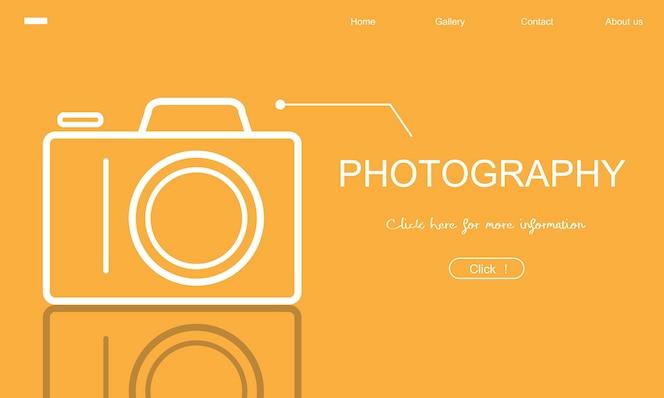 Ilustración de fotografía