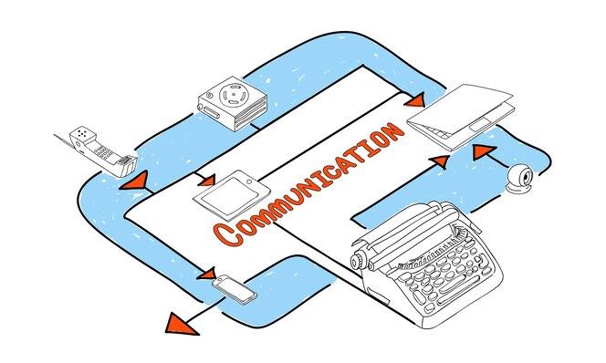 Ilustración de la tecnología