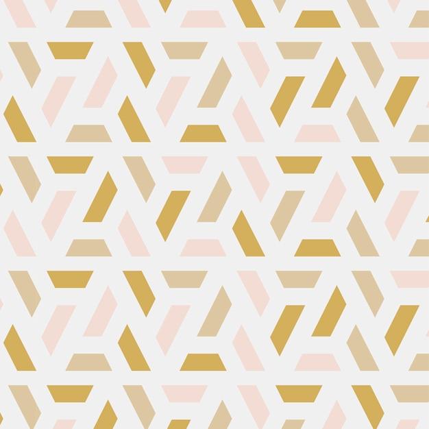 Ilustración de vector de patrón de color moderno