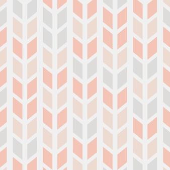 Ilustración de vector moderno de patrones sin fisuras