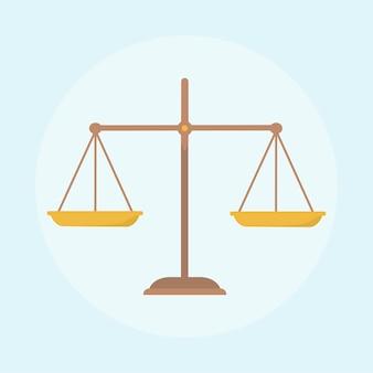 Ilustración del concepto de ley