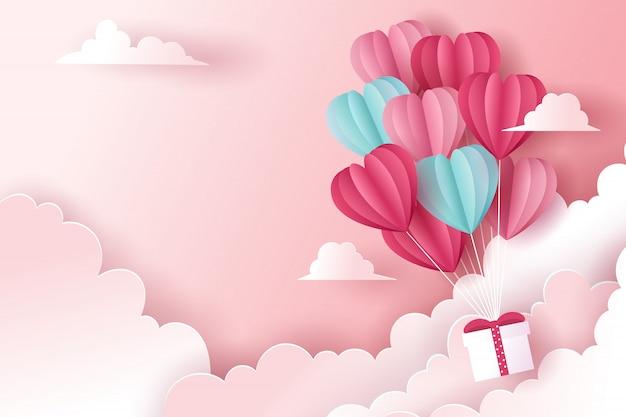 Ilustración del día de san valentín