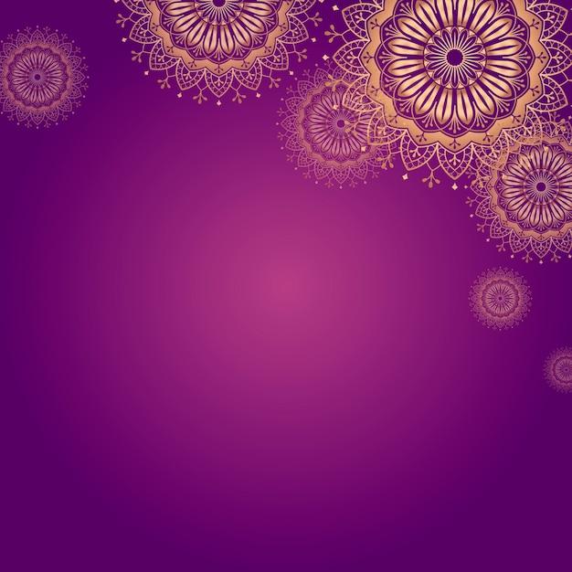 Ilustración de espacio de diseño de linterna
