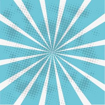 Ilustración de fondo azul