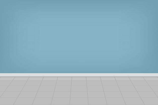 Ilustración de fondo de lavandería vacía