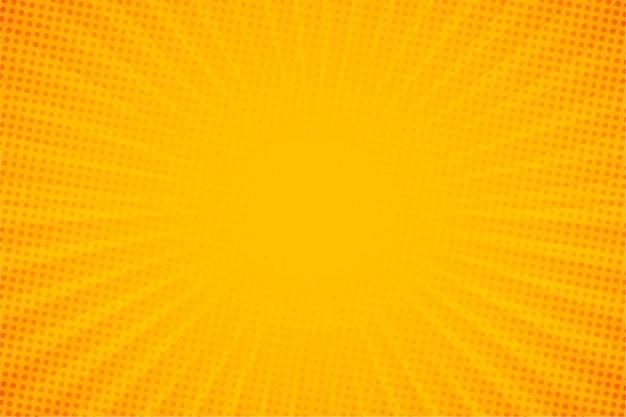 Ilustración de fondo de rayas cómicas imagen vectorial editable