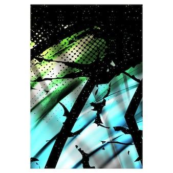 Ilustración de fondo de textura abstracta para fondo deportivo