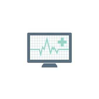 Ilustración de la frecuencia del pulso