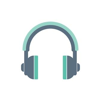 Ilustración del icono de auriculares
