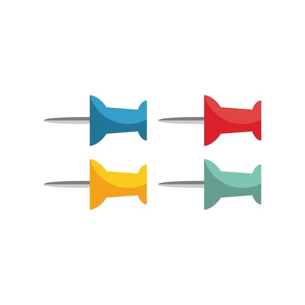 Ilustración del icono estacionario