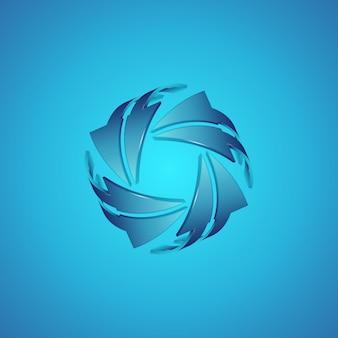 Ilustración del icono de flecha