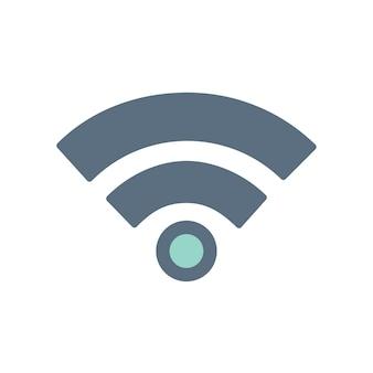 Ilustración del icono de señal