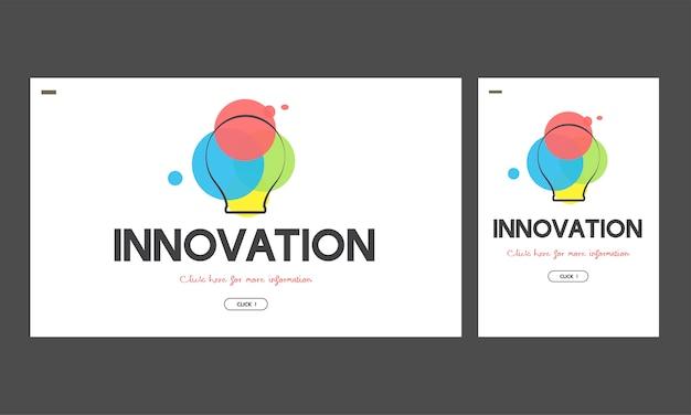 Ilustración de ideas creativas